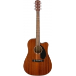Fender CD60SCE Mahogany