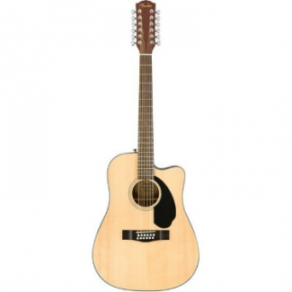 Fender CD60SCE 12-String