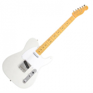 Fender Classic Series 50s Telecaster Lacquer, White Blonde, Secondhand