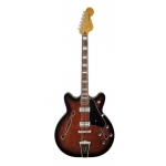Fender Coronado Guitar, Black Cherry Burst, Secondhand