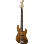 Fender Deluxe Active Jazz Bass V Okoume, USED