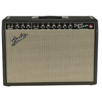 Fender '64 Custom Deluxe Reverb Hand-Wired Guitar Combo Amp