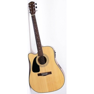 Fender DG10CE Electro Acoustic, LEFTHANDED, Secondhand