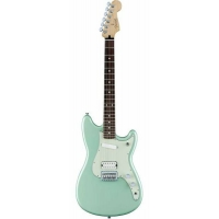 Fender Mexican Duo Sonic HS Electric Guitar in Surf Pearl
