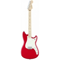 Fender Mexican Duo Sonic SS Electric Guitar in Torino Red
