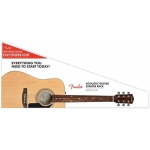 Fender FA115 Acoustic Guitar Pack