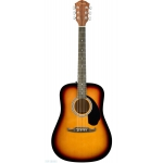 Fender FA125 Acoustic Guitar in Sunburst