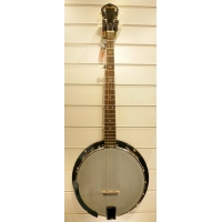 Fender 5 String Banjo With Resonator