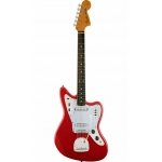 Fender Mexican Classic Series 60's Jaguar Lacquer in Fiesta Red