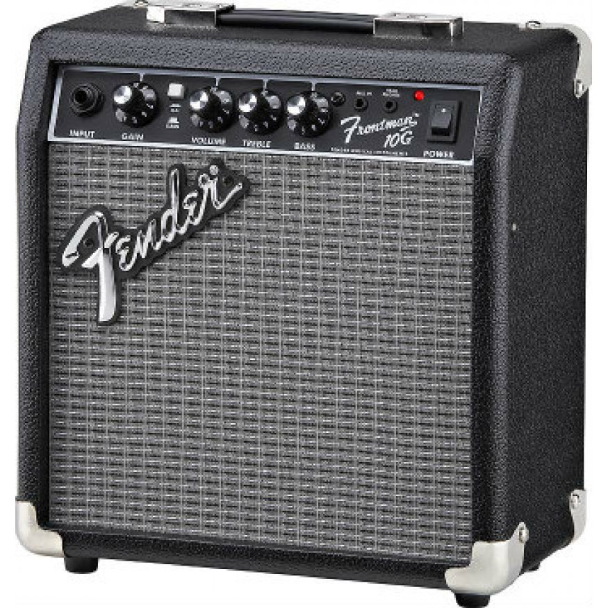 fender frontman 10g 10 watt guitar practice amp at promenade music. Black Bedroom Furniture Sets. Home Design Ideas