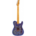 Fender Japanse Made FSR Classic '69 Telecaster in Blue Flower Paisley