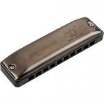 Fender John Popper Signature Harmonica, Key of F