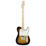 Fender Mexican Standard Telecaster in Brown Sunburst