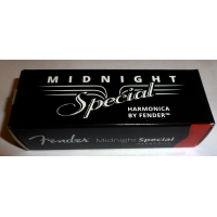Fender Midnight Special Harmonica, Key of Bb