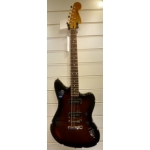 Fender Modern Player Jaguar, 2-Colour Chocolate Burst