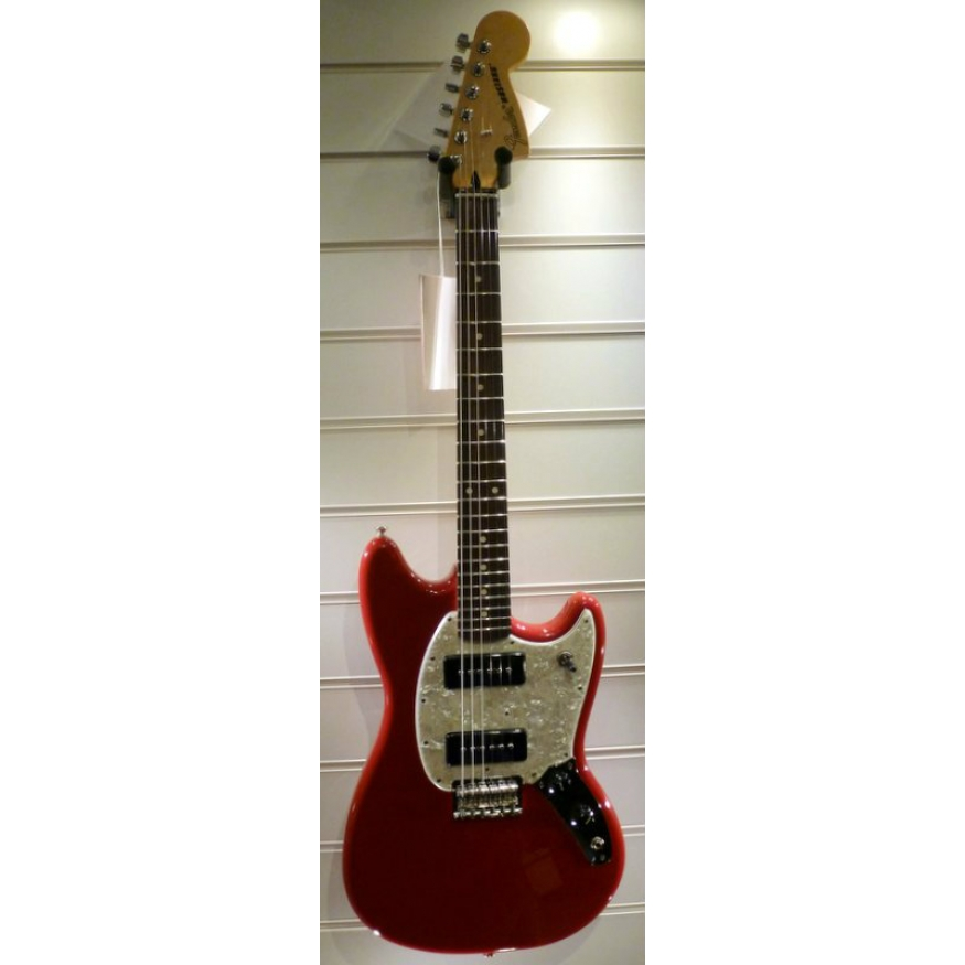 Fender Mexican Mustang 90 Electric Guitar In Torino Red