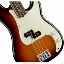 Fender American Professional 4-String Precision Bass in Sunburst