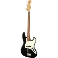 Fender Player Jazz Bass, Black, Made in Mexico