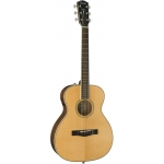 Fender PMTE Travel Guitar, Natural