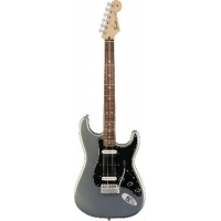 Fender Mexican Standard Stratocaster HSH, Ghost Silver