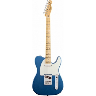 Fender Mexican Standard Telecaster in Lake Placid Blue