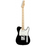 Fender Mexican Standard Telecaster in Black, Secondhand