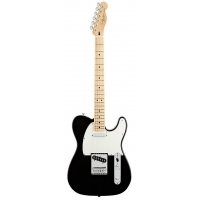 Fender Mexican Standard Telecaster in Black