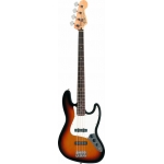 Fender Standard Jazz Bass, Brown Sunburst
