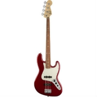 Fender Standard Jazz Bass, Candy Apple Red, Pau Ferro