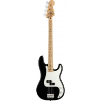 Fender Standard Precision Bass, Black, Secondhand