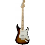 Fender Mexican Made Standard HSS Stratocaster in Brown Sunburst