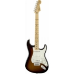 Fender Standard Stratocaster, Brown Sunburst