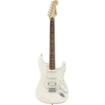 Fender Mexican Made Standard Stratocaster HSS in Arctic White