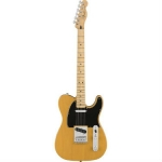 Fender Mexican Standard Telecaster in Butterscotch Blonde
