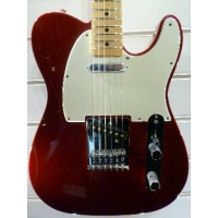 Fender Standard Telecaster, Candy Apple Red, Maple Fingerboard