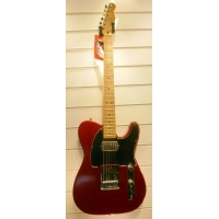 Fender Road Worn Player Tele In Candy Apple Red