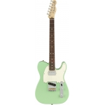Fender American Performer Telecaster with Humbucking, Satin Surf Green