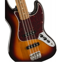 Fender Vintera 60s 4-String Jazz Bass in 3 Colour Sunburst Inc Gig Bag