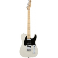 Fender Mexican Deluxe Nashville Telecaster in White Blonde