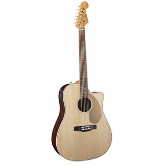 Fender Sonoran SCE Electro Acoustic, Natural