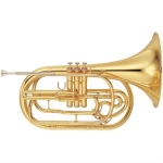 Yamaha 302M Bb Intermediate French Horn with Case & Mouthpiece