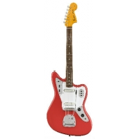 Fender '60s Jaguar Lacquer, Fiesta Red