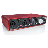 Focusrite 2i4 Scarlett Audio Interface