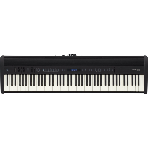 Roland FP60 Portable Piano in Black or White (Built-in Speakers)