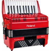Roland FR1X Digital V-Accordion in Red