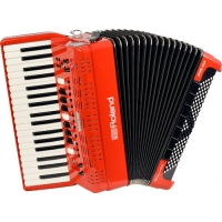 Roland FR4X Digital V-Accordion, Red