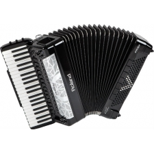 Roland FR8X V-Accordion in Black
