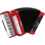 Roland FR8X V-Accordion in Red, Secondhand
