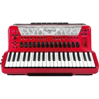 Roland FR8X V-Accordion in Red