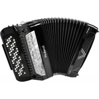 Roland FR8XB Button V-Accordion in Black